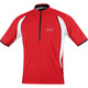 GORE RUNNING WEAR AIR - T-shirt course à pied Homme - rouge